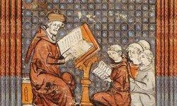 Как люди учились и учили в минувшие века