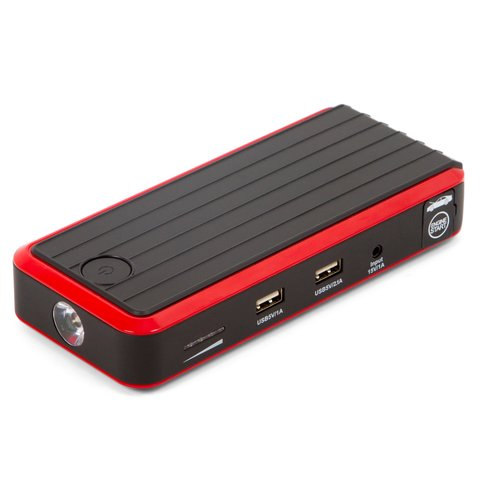Пускозарядний пристрій для автомобільного акумулятора Jump Starter T7