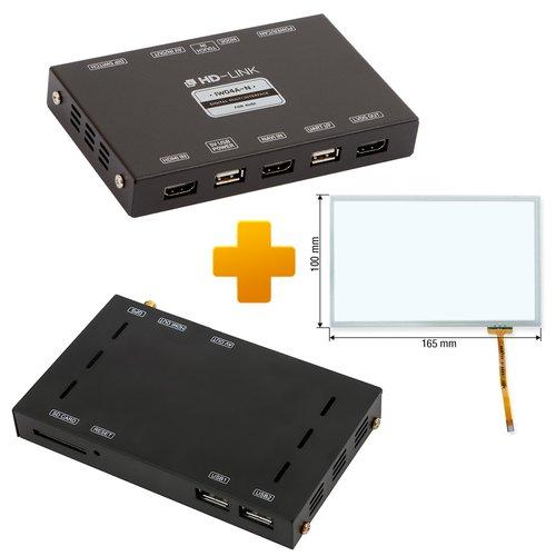 Навигационно-мультимедийный комплект для Audi MMI 3G на базе CS9500H