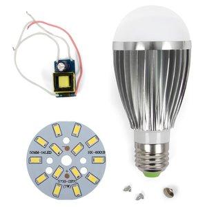 LED Light Bulb DIY Kit SQ-Q03 5730 E27 7 W – cold white