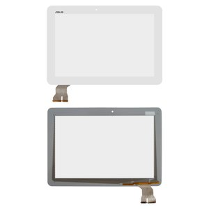 Touchscreen for Asus Transformer Pad TF103C, Transformer Pad TF103CG Tablets, (white, High Copy) #MCF-101-1589-v1.0