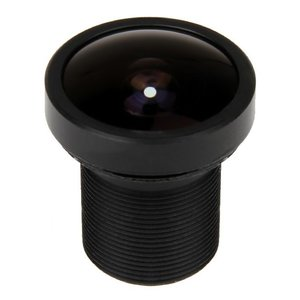 Replaceable Wide-Angle Lens for GOPRO HERO 2 Cameras (170°, M12 Thread)