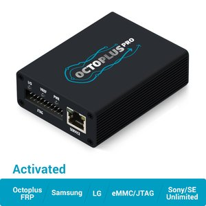 Octoplus Pro Box with Cable/Adapter Set ( Activated for Samsung + LG +  eMMC/JTAG + Unlimited Sony Ericsson + Sony + Octoplus FRP Tool )