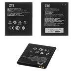 Battery Li3818T43P3h665344 compatible with ZTE Blade GF3, (Li-ion, 3.8 V, 1850 mAh)