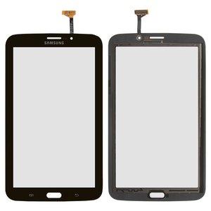 Cristal táctil para tablet PC Samsung P3200 Galaxy Tab3, P3210 Galaxy Tab 3, T210, T2100 Galaxy Tab 3, T2110 Galaxy Tab 3, bronce, (versión 3G)