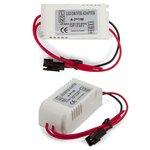 Driver (circuito) para lámparas LED de 4-7 W  (aislamiento galvánico, 85-265 V)