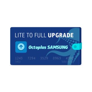 Actualización de Octoplus Samsung Lite hasta Octoplus Samsung Full