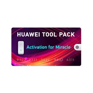 Активация Miracle Huawei Tool