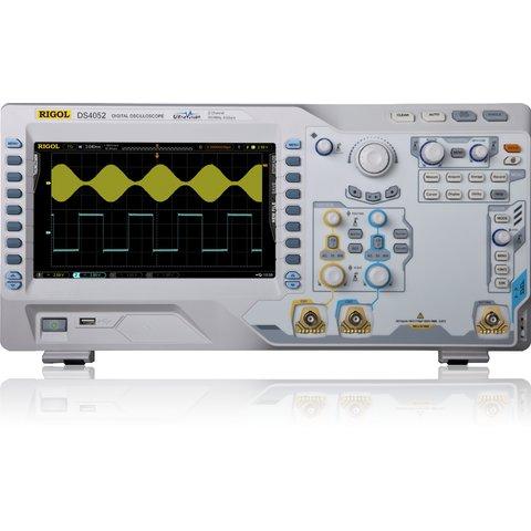 Цифровий осцилограф RIGOL DS4052