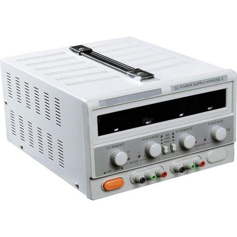 Регульований блок живлення Masteram MR5005E 2