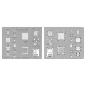 3D BGA-трафарет A8 для мобільних телефонів Apple iPhone 6, iPhone 6 Plus