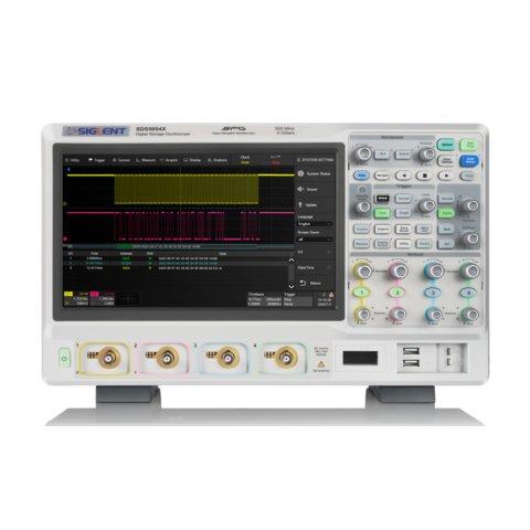 Фосфорний цифровий осцилограф SDS5054X