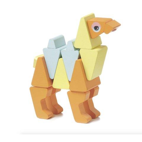 CUBIKA Верблюд-акробат LA-3