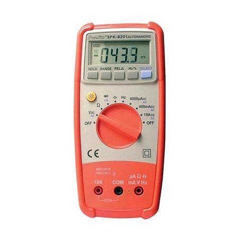Autoranging Digital Multimeter Pro'sKit 3PK 8201