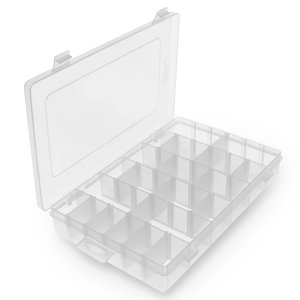Utility Component Storage Box Pro'sKit 103-132D  (275x177x42.5 mm)