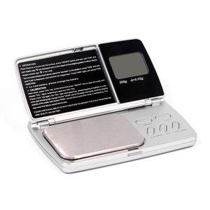 Balanza digital de bolsillo Hanke YF-W2 (300g/0.05g)