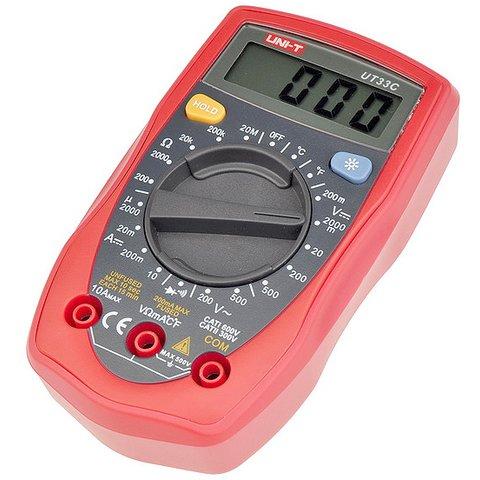Pocket Digital Multimeter UNI-T UT33C