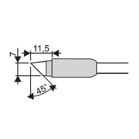 Soldering Iron Tip Goot RX 85HRT 7BC