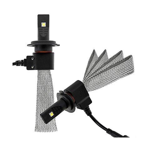 Car LED Headlamp Kit UP 5HL H7W CR 2500Lm H7, 2500 lm, cold white